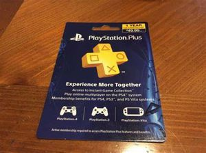 PS4 PLAYSTATION PLUS [CHEAP] for Sale in Perris, CA
