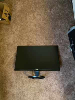 ACER R240HY 24in Computer Monitor for Sale in Bloomington, IN