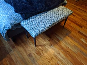 Mid century modern bench for Sale in Monona, WI