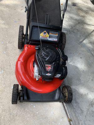 Lawn mower yard machine for Sale in Brandon, FL