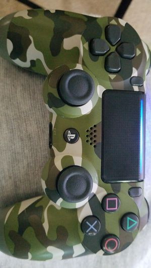 PS4 controller Camo for Sale in Spring Hill, TN