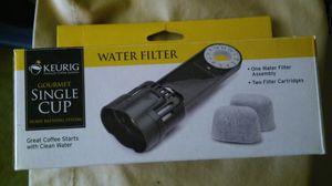 Keurig Coffee Water Filter for Sale in Glendora, CA