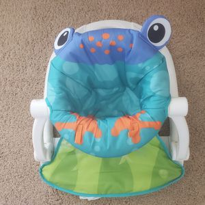 Baby Learn To Sit Froggy Chair for Sale in Huntington Beach, CA