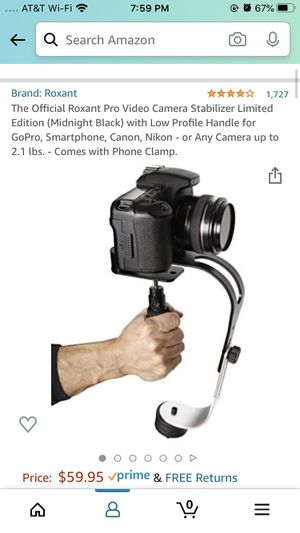 Roxant pro video stabilizer for Sale in West Palm Beach, FL