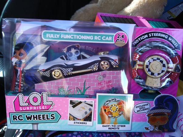 Lol surprise RC Car