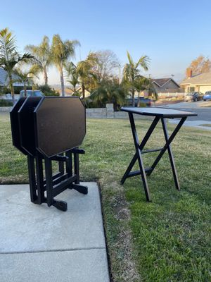 Bombay Solid Wood TV Trys for Sale in Chino Hills, CA