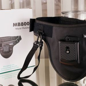 MOVO MB800 WAIST CAMERA HOLSTER WITH QUICK-RELEASE MOUNTING PLATE FOR DSLR AND MIRRORLESS CAMERAS for Sale in Dallas, TX