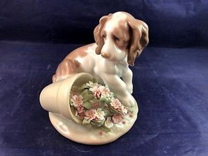 "Lladro #7672 ""IT WASN'T ME"" 1998 Lladro Society Figurine for Sale in San Antonio, TX"