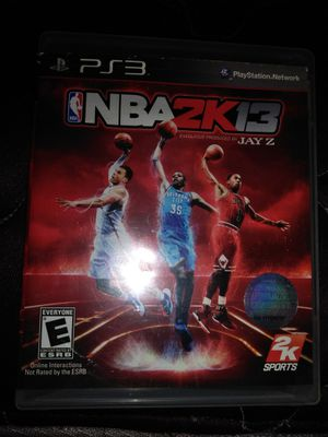 Nba2k jayz ps3 for Sale in Lynwood, CA