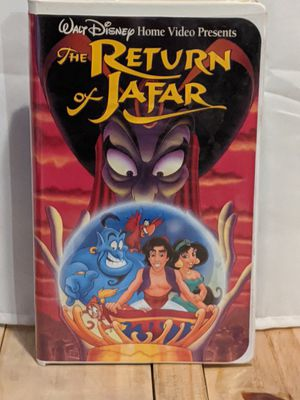 The return of Jafar Walt Disney for Sale in South Williamsport, PA