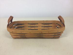 Longaberger Woven Bread Basket for Sale in Scottsdale, AZ