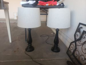 Touch lamps for Sale in Phoenix, AZ