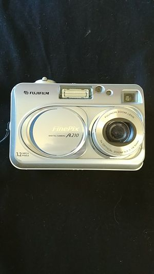 Fujifilm finepix A210 for Sale in Kingsport, TN