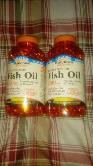 Fish Oil for Sale in Hannibal, MO