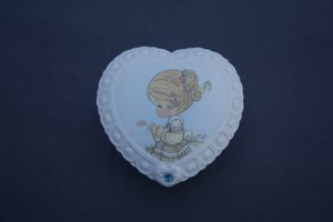 Precious moments trinket box for Sale in Lakewood, CA