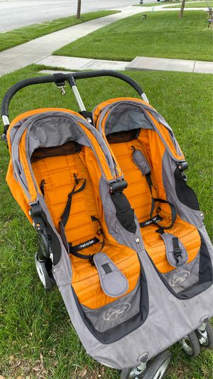 Baby Jogger City Mini Double Stroller for Sale in Irwindale, CA