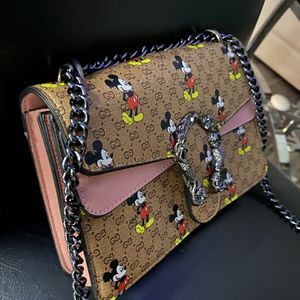 GG Leather Mickey Bag for Sale in Alexandria, VA