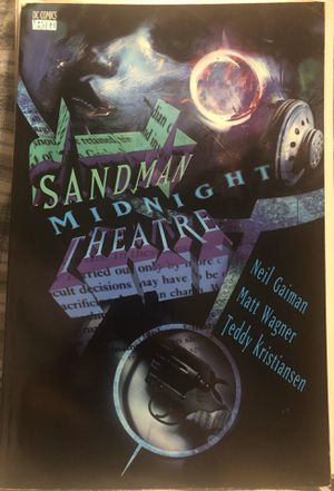 Sandman Midnight Theatre DC Comics for Sale in Rensselaer, NY