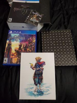 Kingdom Hearts 3 Deluxe for Sale in La Mesa, CA