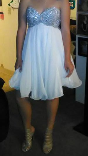 home coming dress and shoes for Sale in Auburn, WA