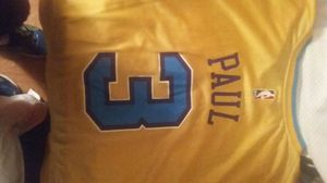 New Orleans Hornets Chris Paul for Sale in Jersey City, NJ