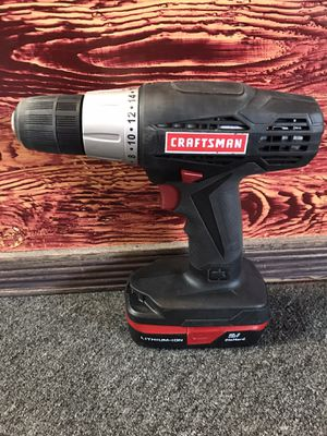 """Craftsman 3/8"""" Drill Driver for Sale in Elmwood Park, IL"""