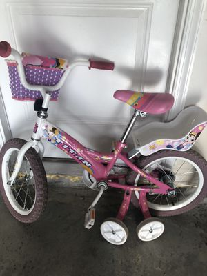 Titan Flower princess Girls Bike -16 inch for Sale in Owings Mills, MD