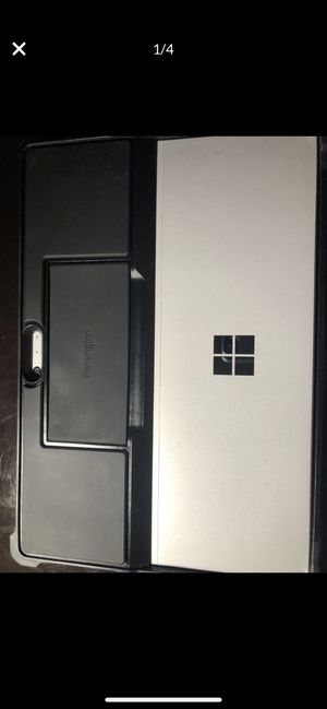 Microsoft Surface Pro 256gb with case for Sale in Hacienda Heights, CA