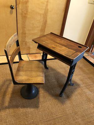 Antique School Desk for Sale in Palmetto Bay, FL