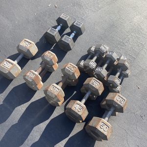 Dumbbells for Sale in Bohemia, NY