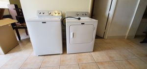 Maytag washer and dryer set for Sale in Haines City, FL