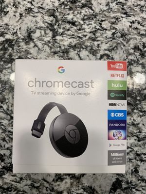 Google Chromecast - Rarely used - $30 - Negotiable for Sale in Dallas, TX