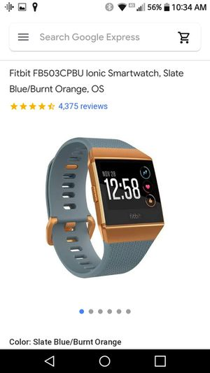 Fitbit Ionic for Sale in Crestview, FL