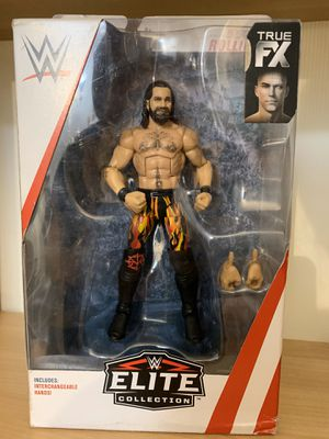 New WWE Seth Rollins Action Figure for Sale in Fullerton, CA