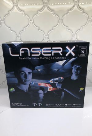 Laser tag for Sale in Chino Hills, CA