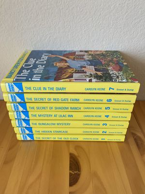 Nancy Drew 1-7 for Sale in North Las Vegas, NV