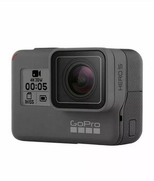 GoPro hero 5 black for Sale in Westminster, MD