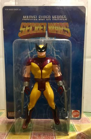 Secret Wars Jumbo Size Wolverine! by: Gentle Giant for Sale in Vacaville, CA