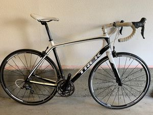 Trek carbon road bike for Sale in Fullerton, CA