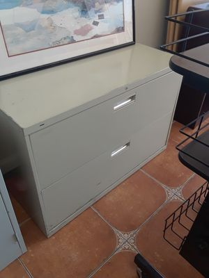 Lateral file cabinet for Sale in Antioch, CA