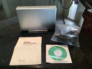 Sony CD Burner for Sale in Visalia, CA