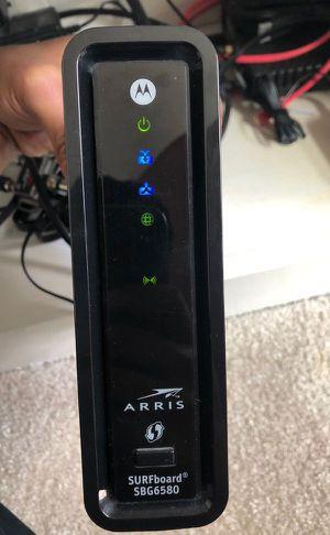Xfinity modem router for Sale in Modesto, CA