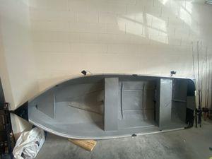 Grant's v-haul14 foot aluminum boat for Sale in Orlando, FL