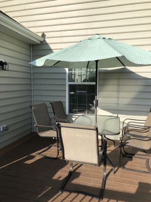 Patio furniture for Sale in Sykesville, MD
