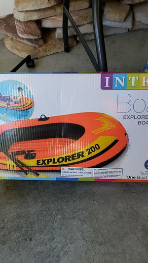 Inflatable Boat Set for Sale in Phoenixville, PA