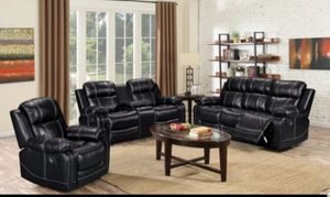 Samuel Black 3PC Set down Payment $39 for Sale in Houston, TX