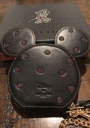 Disney x Coach small purse Wristlet wallet for Sale in Sterling, VA