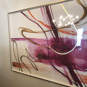 Gorgeous framed art 51 X39 inches-$150 for Sale in Phoenix, AZ