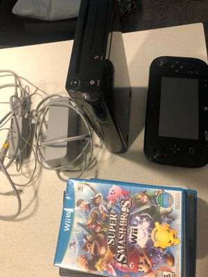 Nintendo Wii U Bundle for Sale in Atlanta, GA