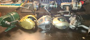 8 working older reels for Sale in Port Orchard, WA